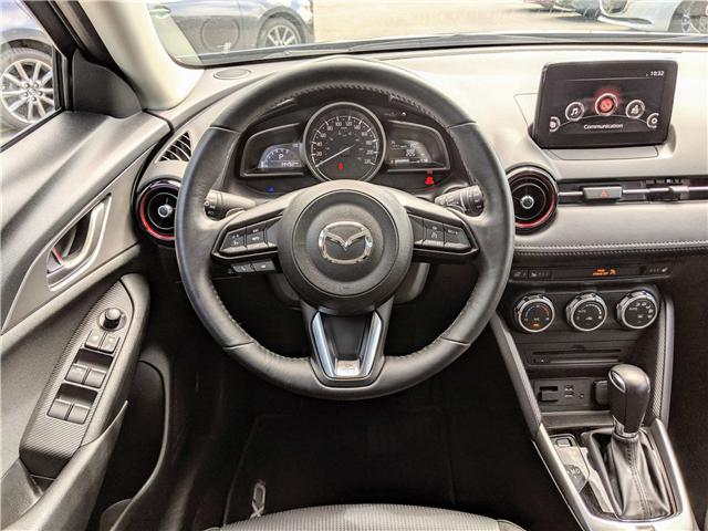 2018 Mazda CX-3 GS (Stk: 1566) in Peterborough - Image 9 of 23