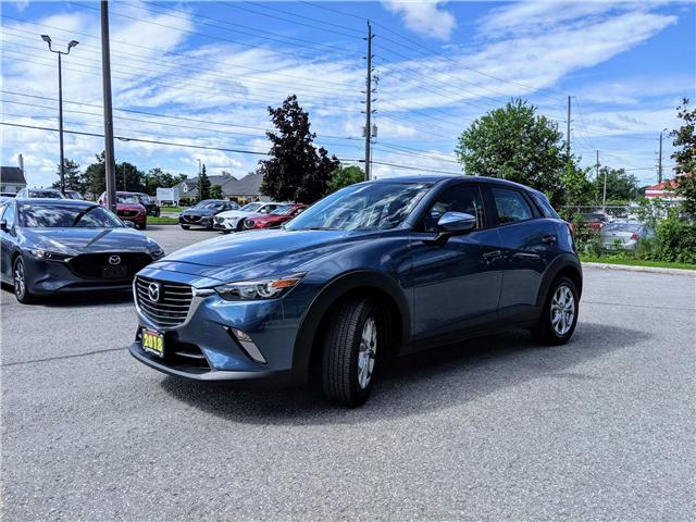 2018 Mazda CX-3 GS (Stk: 1566) in Peterborough - Image 3 of 23