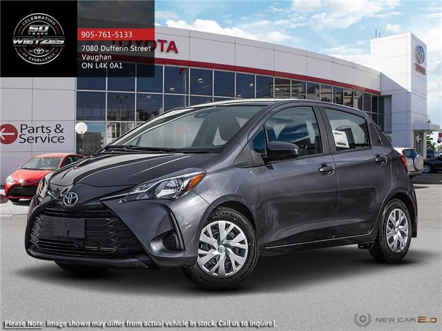 2019 Toyota Yaris LE Hatchback (Stk: 68953) in Vaughan - Image 1 of 24
