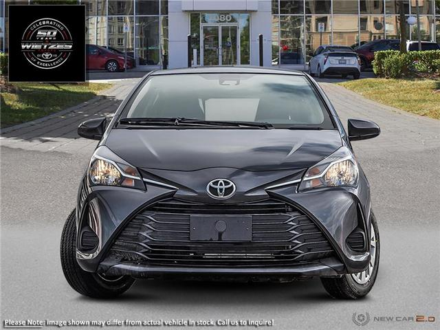 2019 Toyota Yaris LE Hatchback (Stk: 68953) in Vaughan - Image 2 of 24