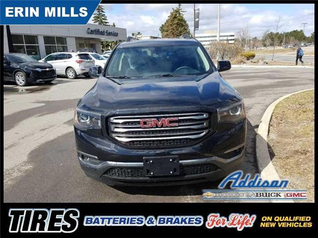 2019 GMC Acadia SLE-2 - Sunroof - IntelliLink at $295 b/w for sale