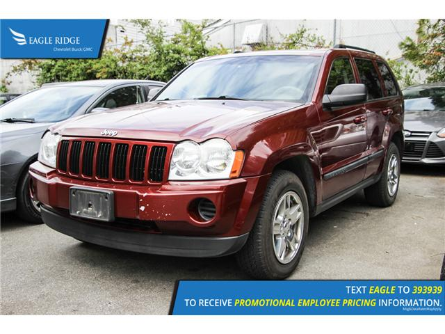 2007 Jeep Grand Cherokee Laredo (Stk: 070514) in Coquitlam - Image 1 of 4