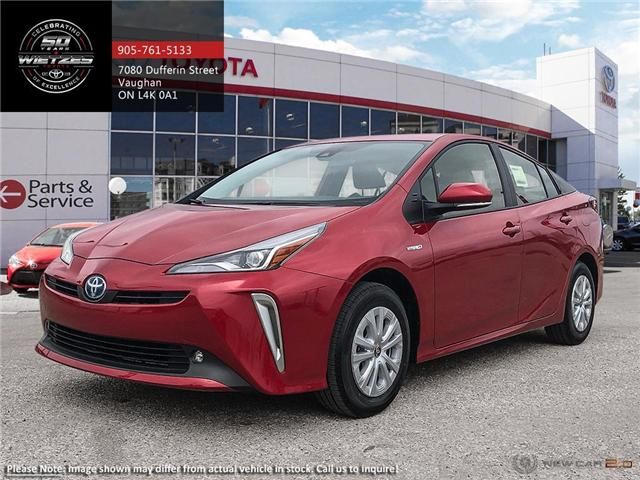 2019 Toyota Prius AWD-e (Stk: 68938) in Vaughan - Image 1 of 24