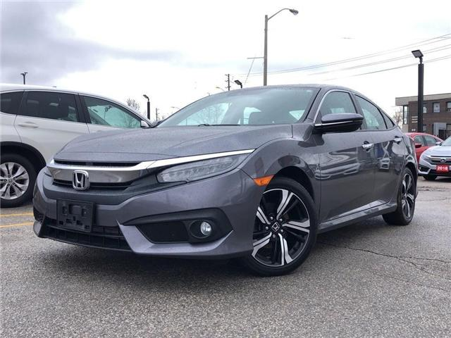 2017 Honda Civic Touring (Stk: 57424A) in Scarborough - Image 1 of 26