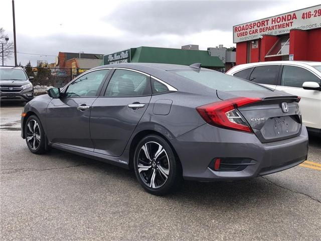 2017 Honda Civic Touring (Stk: 57424A) in Scarborough - Image 3 of 26