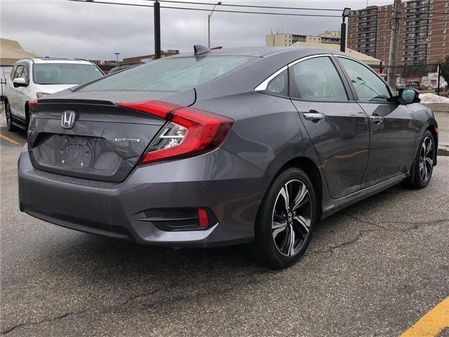 2017 Honda Civic Touring (Stk: 57424A) in Scarborough - Image 5 of 26