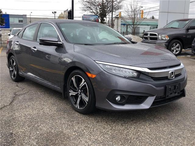 2017 Honda Civic Touring (Stk: 57424A) in Scarborough - Image 6 of 26