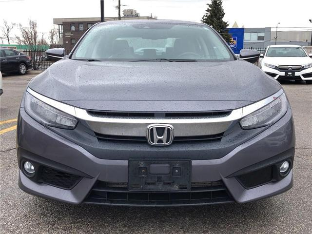 2017 Honda Civic Touring (Stk: 57424A) in Scarborough - Image 7 of 26