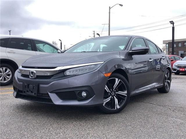 2017 Honda Civic Touring (Stk: 57424A) in Scarborough - Image 8 of 26