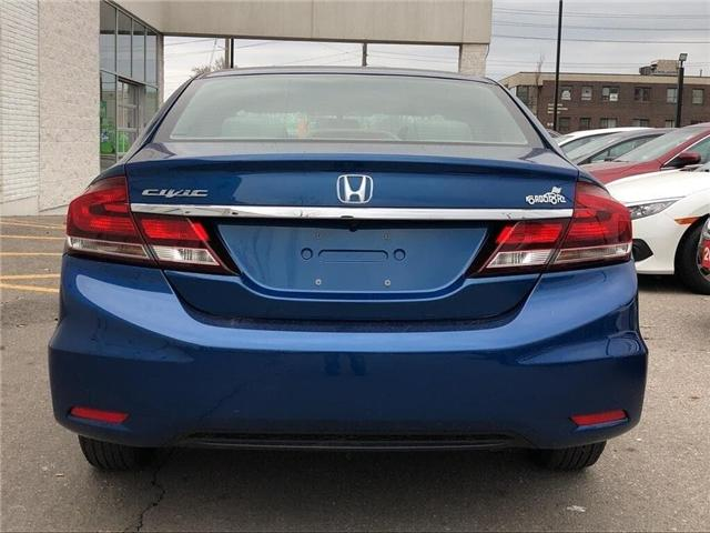 2015 Honda Civic LX (Stk: 57382A) in Scarborough - Image 4 of 21