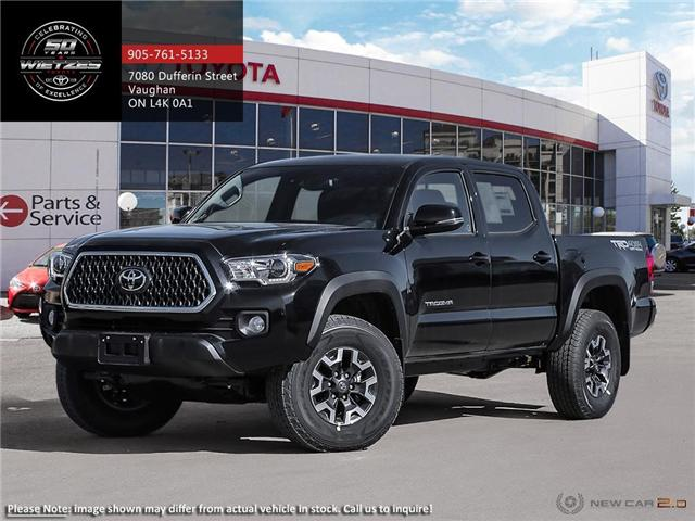 2019 Toyota Tacoma 4x4 Double Cab V6 Auto TRD Off Road (Stk: 68922) in Vaughan - Image 1 of 24
