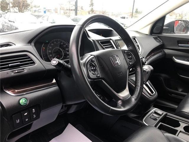 2016 Honda CR-V Touring (Stk: 56231EA) in Scarborough - Image 9 of 25