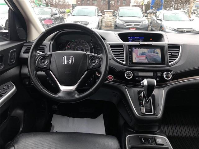 2016 Honda CR-V Touring (Stk: 56231EA) in Scarborough - Image 10 of 25
