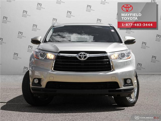 2015 Toyota Highlander Limited (Stk: 1901616A) in Edmonton - Image 2 of 20
