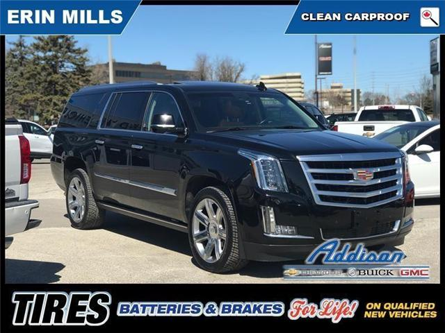 2016 Cadillac Escalade ESV Premium Collection (Stk: UM82221) in Mississauga - Image 2 of 7