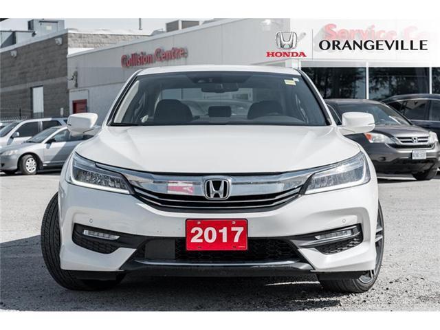2017 Honda Accord Touring V6 (Stk: C19055A) in Orangeville - Image 2 of 21
