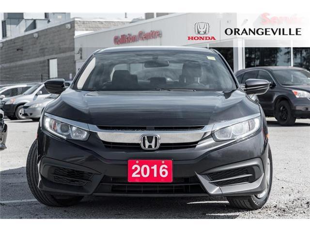 2016 Honda Civic LX (Stk: V19146A) in Orangeville - Image 2 of 19