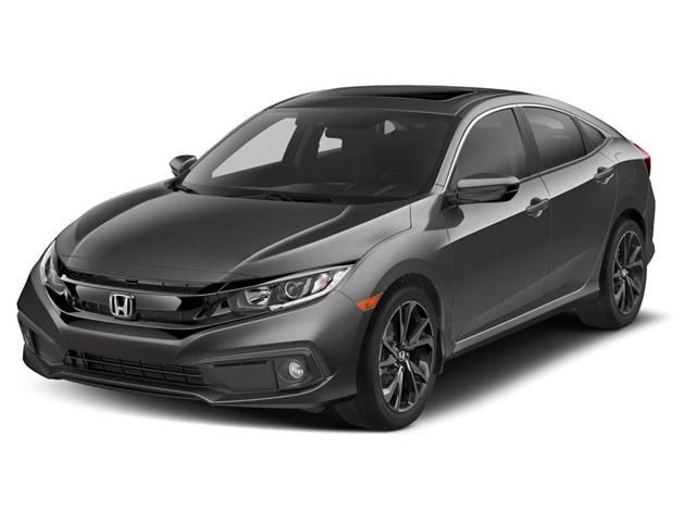 2019 Honda Civic Sport (Stk: F19252) in Orangeville - Image 1 of 1