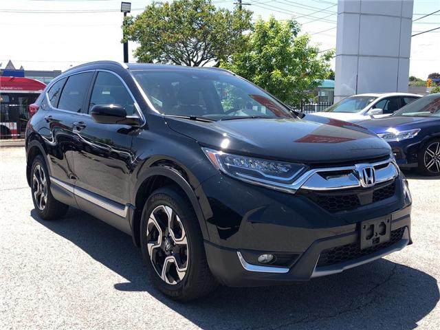 2017 Honda CR-V Touring (Stk: 58015A) in Scarborough - Image 5 of 23