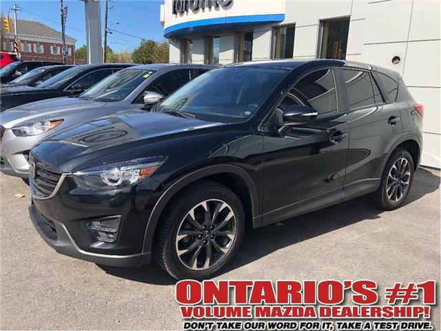2016 Mazda CX-5 GT (Stk: p2352) in Toronto - Image 1 of 30