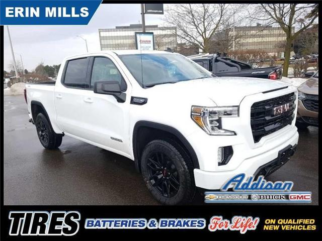2019 GMC Sierra 1500 Elevation (Stk: KZ259899) in Mississauga - Image 3 of 21
