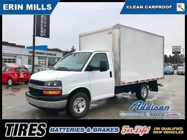 2018 Chevrolet Express Cutaway Work Van (Stk: UM73627) in Mississauga - Image 2 of 10