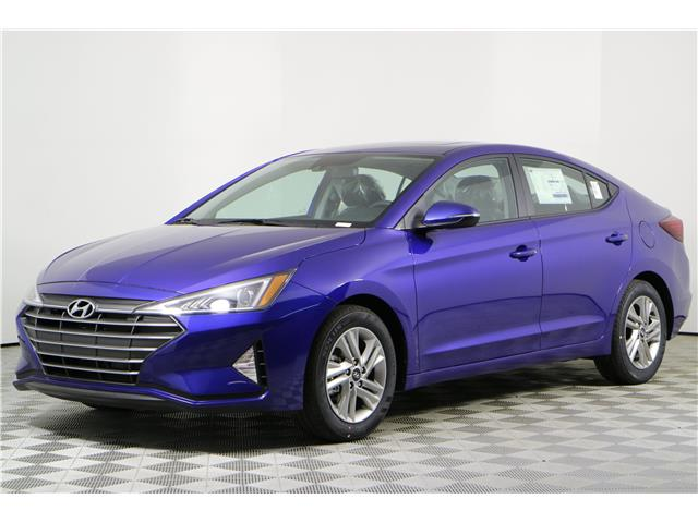 2020 Hyundai Elantra Preferred w/Sun & Safety Package (Stk: 194584) in Markham - Image 3 of 22