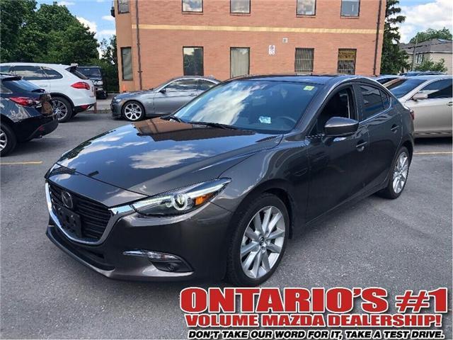 2017 Mazda Mazda3 GT (Stk: 81993a) in Toronto - Image 1 of 15