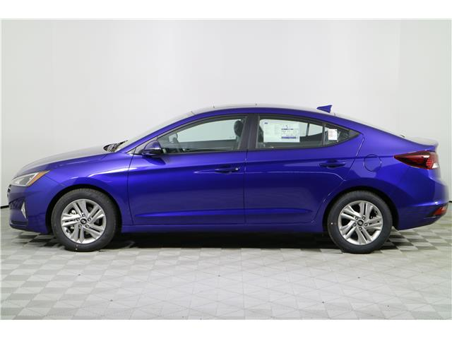 2020 Hyundai Elantra Preferred w/Sun & Safety Package (Stk: 194584) in Markham - Image 4 of 22