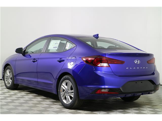 2020 Hyundai Elantra Preferred w/Sun & Safety Package (Stk: 194584) in Markham - Image 5 of 22