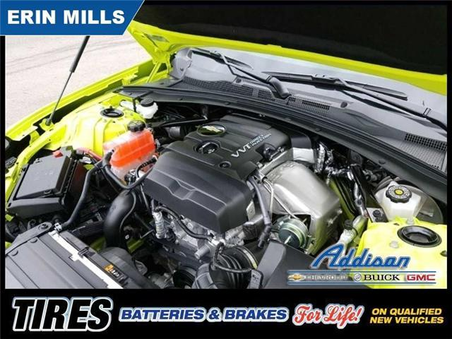 2019 Chevrolet Camaro LT (Stk: K0144255) in Mississauga - Image 11 of 17
