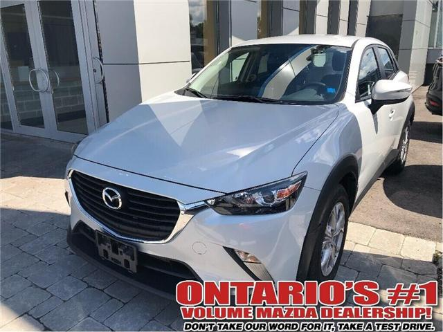 2017 Mazda CX-3 GS (Stk: p2391) in Toronto - Image 1 of 11