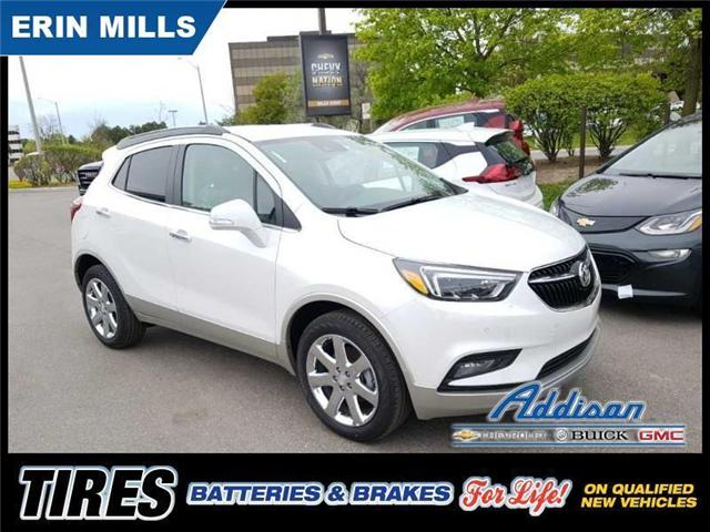 2019 Buick Encore Essence (Stk: KB852729) in Mississauga - Image 3 of 18