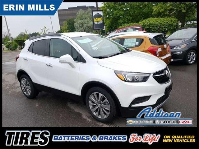 2019 Buick Encore Preferred (Stk: KB859697) in Mississauga - Image 3 of 17