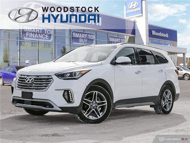 2018 Hyundai Santa Fe XL Ultimate (Stk: HD18023) in Woodstock - Image 1 of 27