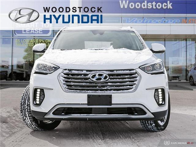 2018 Hyundai Santa Fe XL Ultimate (Stk: HD18023) in Woodstock - Image 2 of 27