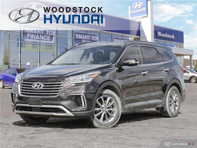 2019 Hyundai Santa Fe XL Luxury (Stk: HD19013) in Woodstock - Image 1 of 27