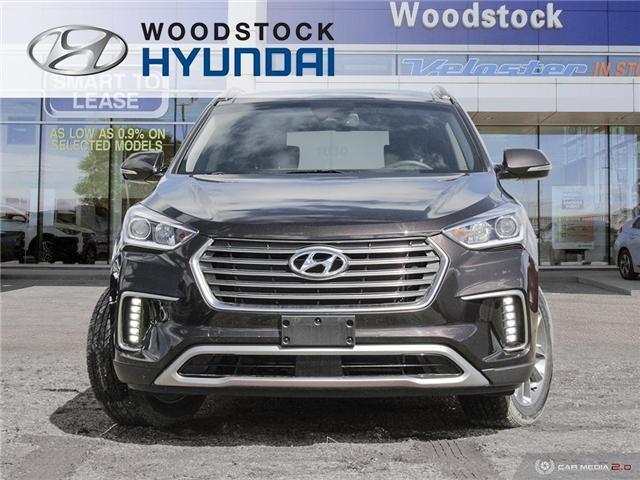 2019 Hyundai Santa Fe XL Luxury (Stk: HD19013) in Woodstock - Image 2 of 27