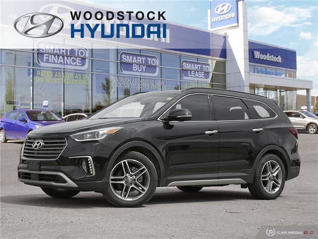 2019 Hyundai Santa Fe XL Ultimate (Stk: HD19007) in Woodstock - Image 1 of 27
