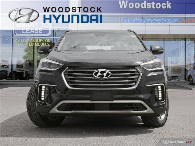 2019 Hyundai Santa Fe XL Ultimate (Stk: HD19007) in Woodstock - Image 2 of 27