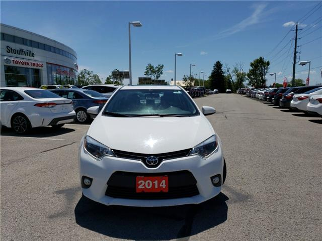 2014 Toyota Corolla LE (Stk: P1851) in Whitchurch-Stouffville - Image 2 of 12