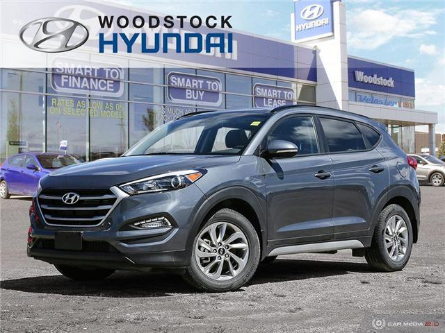 2018 Hyundai Tucson SE 2.0L (Stk: TN18028) in Woodstock - Image 1 of 27