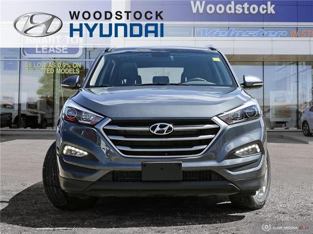 2018 Hyundai Tucson SE 2.0L (Stk: TN18028) in Woodstock - Image 2 of 27