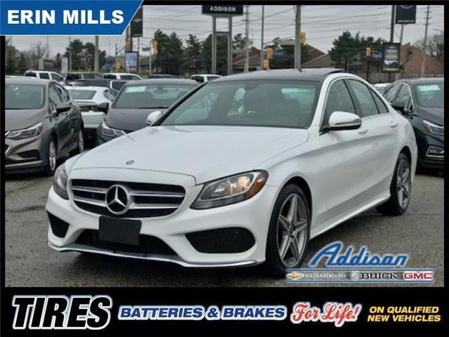 2017 Mercedes-Benz C-Class Base (Stk: UM22102) in Mississauga - Image 2 of 14
