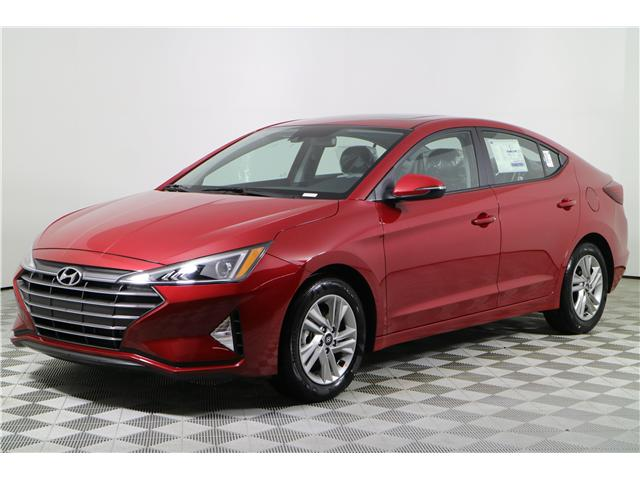 2020 Hyundai Elantra Preferred w/Sun & Safety Package (Stk: 194594) in Markham - Image 3 of 22