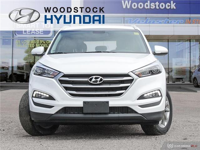 2018 Hyundai Tucson Premium 2.0L (Stk: HD18077) in Woodstock - Image 2 of 27