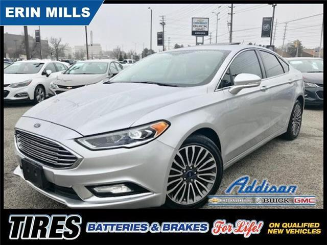 2017 Ford Fusion SE (Stk: UM52574) in Mississauga - Image 1 of 15