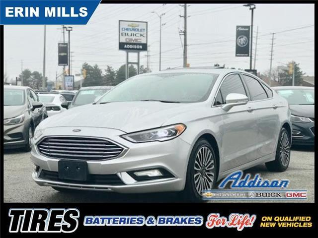 2017 Ford Fusion SE (Stk: UM52574) in Mississauga - Image 2 of 15
