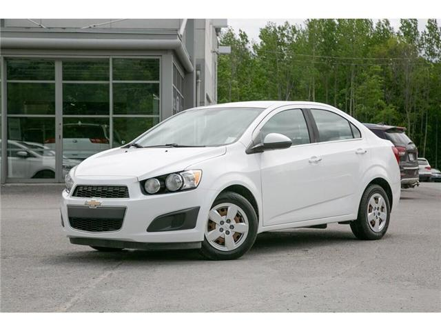 2012 Chevrolet Sonic LT (Stk: 20087A) in Gatineau - Image 1 of 24