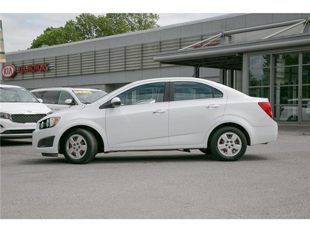 2012 Chevrolet Sonic LT (Stk: 20087A) in Gatineau - Image 2 of 24